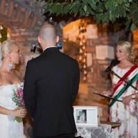 Szertartásvezető, Polgári szertartás, Esküvő szertartás | Anna & Attila