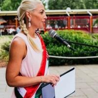 Szertartásvezető, Polgári szertartás, Esküvő szertartás | Detti & Lackó