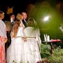 Szertartásvezető, Polgári szertartás, Esküvő szertartás   Kriszti & András