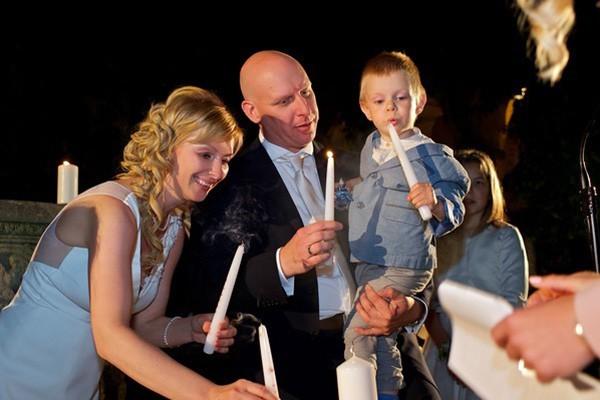 Szertartásvezető, Polgári szertartás, Esküvő szertartás | Kriszti & András