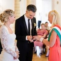 Szertartásvezető, Polgári szertartás, Esküvő szertartás | Heni & Dávid