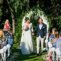 Szertartásvezető, Polgári szertartás, Esküvő szertartás | Kleo & Gábor