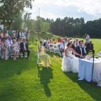 Szertartásvezető, Polgári szertartás, Esküvő szertartás | Petra & Bence