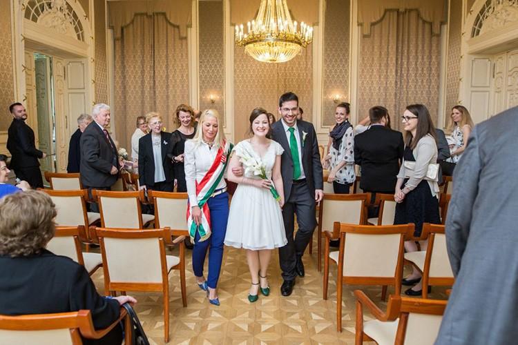 Szertartásvezető, Polgári szertartás, Esküvő szertartás | Kinga & Bence