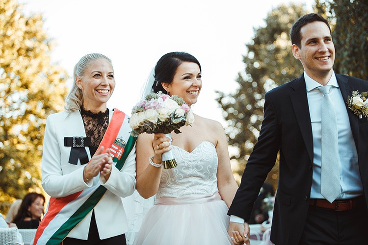 Szertartásvezető, Polgári szertartás, Esküvő szertartás | Évi & Misi