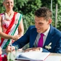 Szertartásvezető, Polgári szertartás, Esküvő szertartás | Adri & Peti
