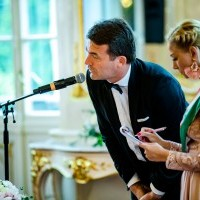 Szertartásvezető, Polgári szertartás, Esküvő szertartás | Szandi & Ali